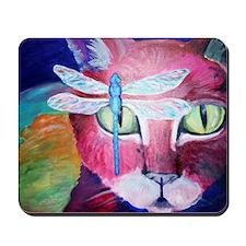 Cat Dreams Mousepad