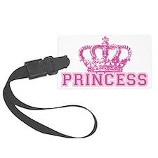 Crown_princess Luggage Tag