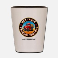 Red Truck Trading latest Shot Glass