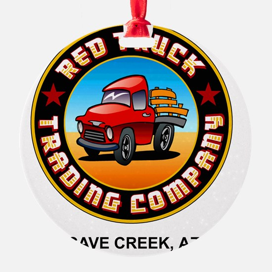 Red Truck Trading latest Ornament