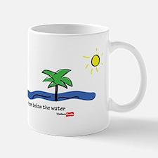 10x3-bumpersticker-ocean-side-view Mug