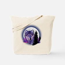 moonwolf Tote Bag