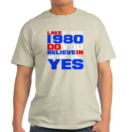 miracle on ice-d Light T-Shirt