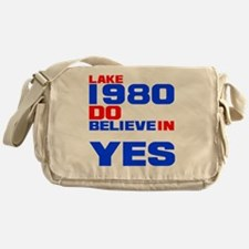 miracle on ice-d Messenger Bag