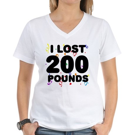 I Lost 200 Pounds! T-Shirt