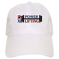 Cute Powerlifting Baseball Cap