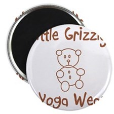 Grizzly Wear Magnet