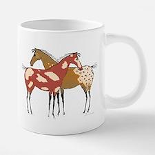 Two Horse Appaloosa & Paint Design Mugs