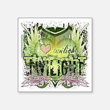 "TWILIGHT MY WILD IRISH NEW  Square Sticker 3"" x 3"""