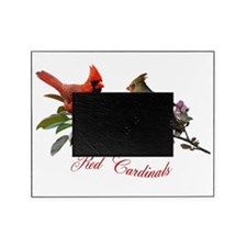12 X T cardinals 200 dpi Picture Frame