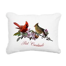 12 X T cardinals 200 dpi Rectangular Canvas Pillow