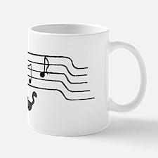 musicalcattxtrans12 Mug