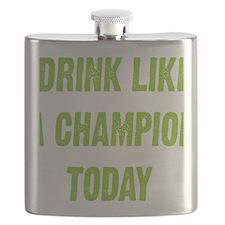 drink like a champ Flask