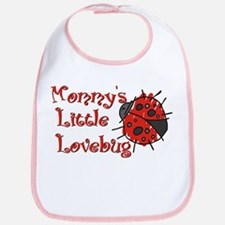 Mommy's Little Lovebug Bib