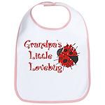 Grandpa's Little Lovebug Bib