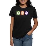 Eat Sleep Shepherd Women's Dark T-Shirt