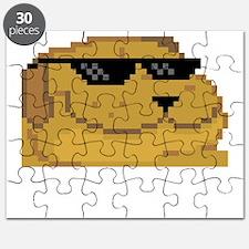 dealwithittextdark Puzzle