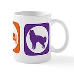 Eat Sleep Shepherd Mug