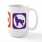 Eat Sleep Shepherd Large Mug