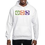 Eat Sleep Shepherd Hooded Sweatshirt