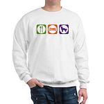 Eat Sleep Shepherd Sweatshirt