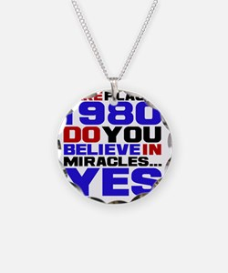 miracle on ice Necklace