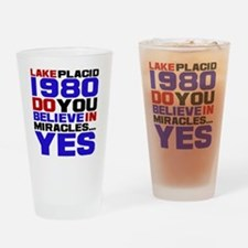miracle on ice Drinking Glass