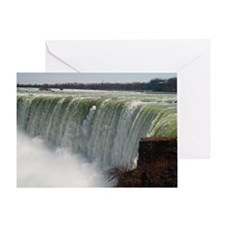 Niagara Niagara Greeting Card