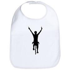 Cyclist winner Bib