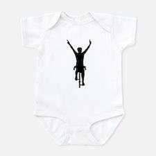 Cyclist winner Infant Bodysuit