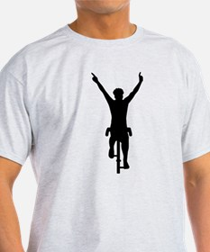 Cyclist winner T-Shirt