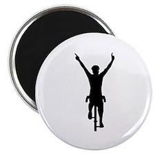 Cyclist winner Magnet