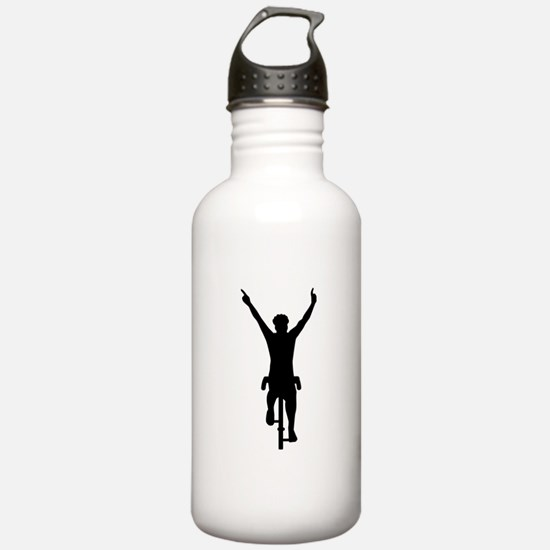 Cyclist winner Water Bottle