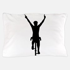 Cyclist winner Pillow Case