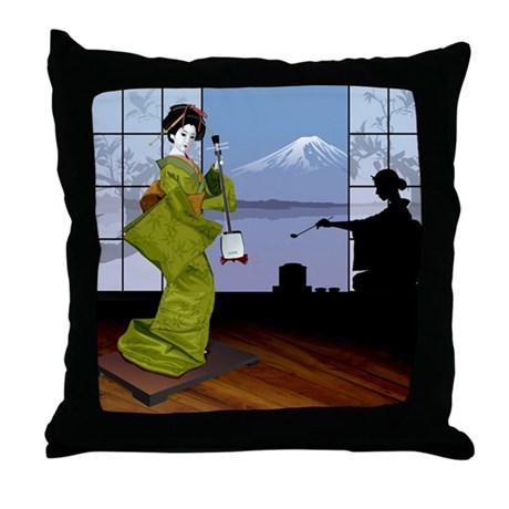 il-186 Throw Pillow