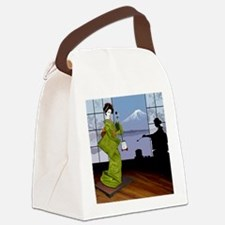 il-186 Canvas Lunch Bag