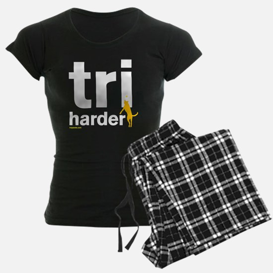 Tri Harder Flying Three Legg Pajamas