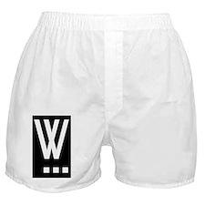 craftsman w Boxer Shorts