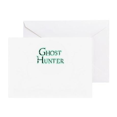 GHmoon dark Greeting Card