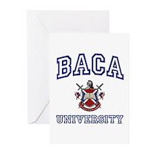 BACA University Greeting Cards (Pk of 10)