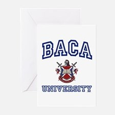 BACA University Greeting Cards (Pk of 10)