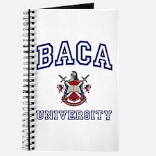 BACA University Journal