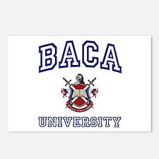 BACA University Postcards (Package of 8)