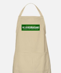 We Are KUBASAKI BBQ Apron