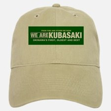 We Are KUBASAKI Baseball Baseball Cap
