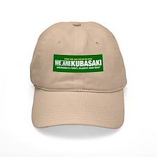 We Are KUBASAKI Baseball Cap