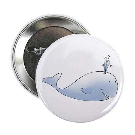 Blue Whale Button