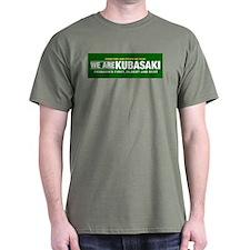 We Are KUBASAKI T-Shirt