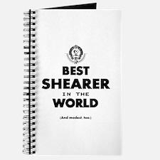 The Best in the World – Shearer Journal