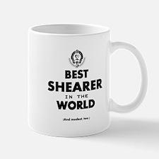 The Best in the World – Shearer Mugs